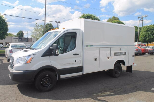2019 Ford Transit 350 RWD, Reading Service Utility Van #G6125 - photo 1