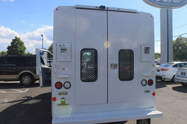 2019 Transit 350 4x2, Reading Aluminum CSV Service Utility Van #G6125 - photo 2
