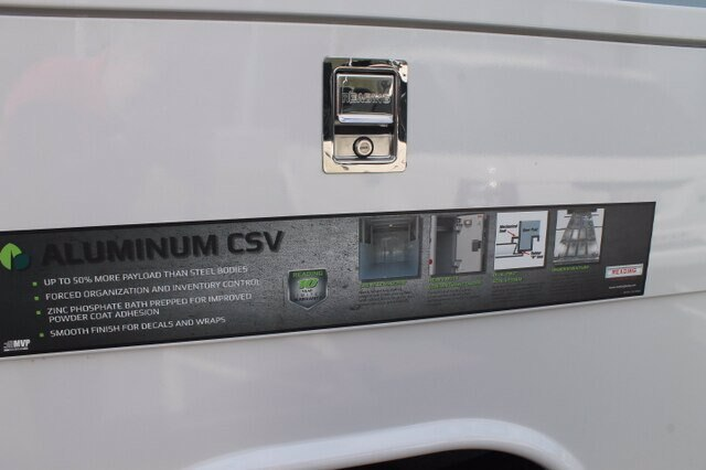 2019 Transit 350 4x2, Reading Aluminum CSV Service Utility Van #G6125 - photo 8