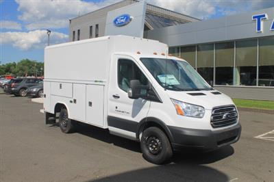 2019 Transit 350 4x2, Reading Aluminum CSV Service Utility Van #G6125 - photo 7