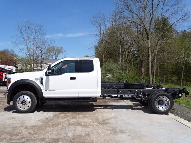 2019 Ford F-550 Super Cab DRW 4x4, Cab Chassis #G6143 - photo 1