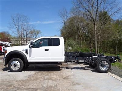 2019 F-550 Super Cab DRW 4x4, Cab Chassis #G6143 - photo 1