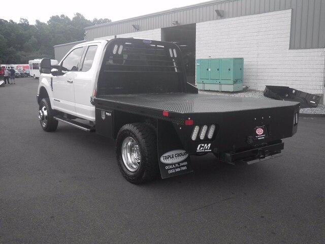 2018 Ford F-350 Super Cab DRW 4x4, Platform Body #G6169A - photo 2