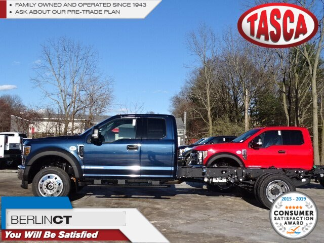 2019 F-550 Super Cab DRW 4x4, Cab Chassis #G6174 - photo 1