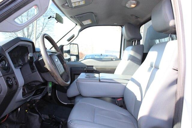 2015 F-550 Regular Cab DRW 4x4, Rugby Dump Body #G6179A - photo 20