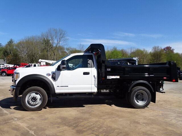 2019 Ford F-550 Regular Cab DRW 4x4, Rugby Dump Body #G6232 - photo 1