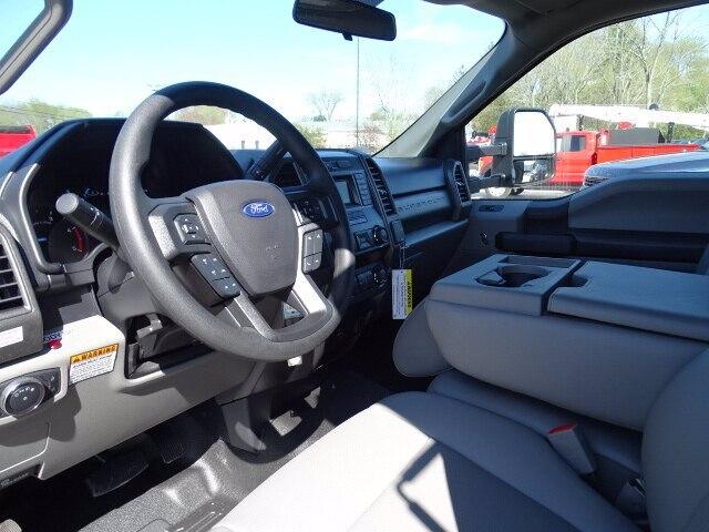 2019 Ford F-550 Regular Cab DRW 4x4, Rugby Eliminator LP Steel Dump Body #G6232 - photo 4