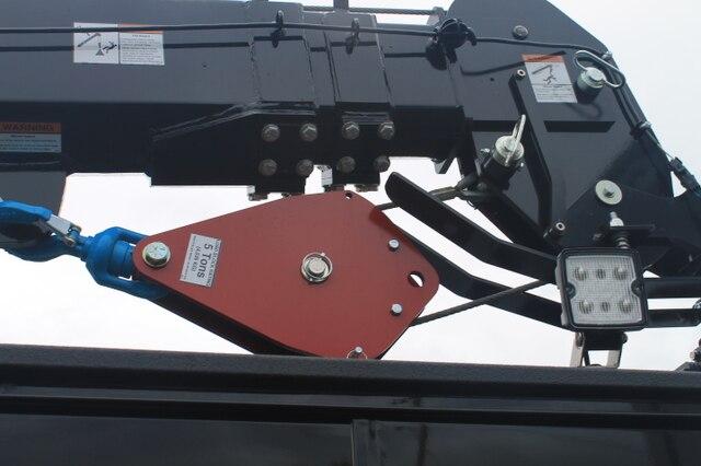2019 F-550 Super Cab DRW 4x4, Knapheide Crane Body Mechanics Body #G6247 - photo 16