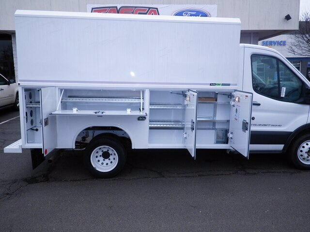 2019 Transit 350 HD DRW 4x2, Reading Aluminum CSV Service Utility Van #G6249 - photo 13