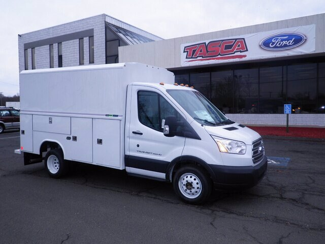 2019 Ford Transit 350 HD DRW RWD, Reading Aluminum CSV Service Utility Van #G6249 - photo 3