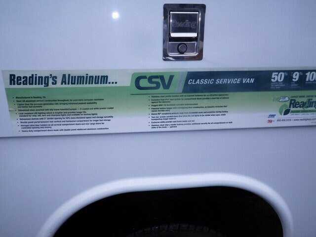 2019 Transit 350 HD DRW 4x2, Reading Aluminum CSV Service Utility Van #G6249 - photo 6
