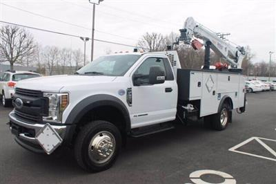 2019 F-550 Regular Cab DRW 4x4, Knapheide KMT Crane Body #G6264 - photo 7