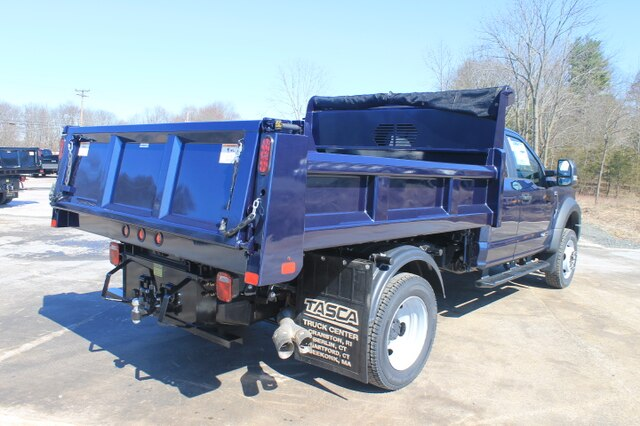 2019 F-550 Super Cab DRW 4x4, Rugby Dump Body #G6345 - photo 1