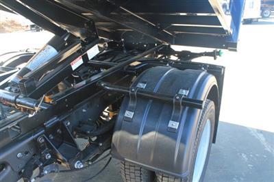 2019 F-550 Super Cab DRW 4x4, Rugby Dump Body #G6345 - photo 12