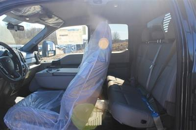 2019 F-550 Super Cab DRW 4x4, Rugby Dump Body #G6345 - photo 8
