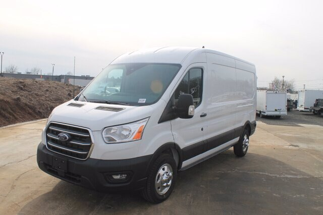 2020 Transit 250 Med Roof AWD, Empty Cargo Van #G6346 - photo 1