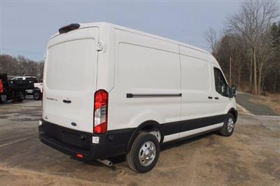 2020 Ford Transit 250 Med Roof AWD, Empty Cargo Van #G6346 - photo 4