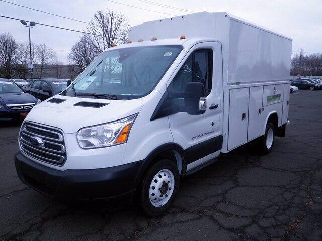 2019 Transit 350 HD DRW 4x2, Reading Service Utility Van #G6353 - photo 1