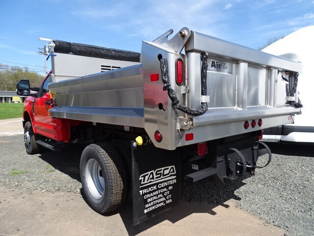 2019 F-350 Regular Cab DRW 4x4, Air-Flo Dump Body #G6355 - photo 1