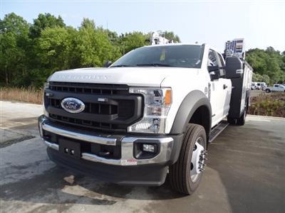 2020 Ford F-550 Super Cab DRW 4x4, Maintainer Mechanics Body #G6377 - photo 3