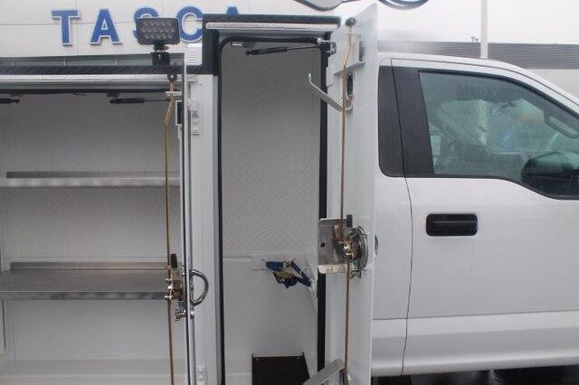 2020 Ford F-550 Regular Cab DRW 4x4, Maintainer Crane Body #G6426 - photo 36