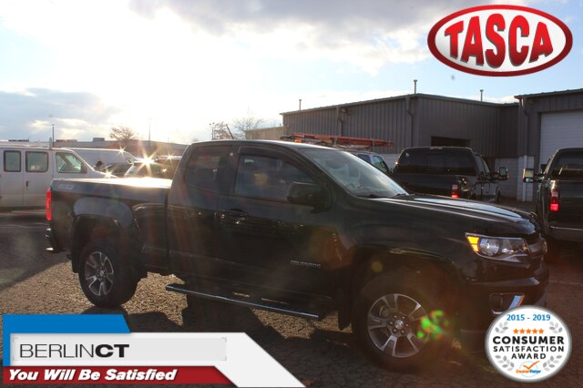 2015 Chevrolet Colorado Extended Cab 4x4, Pickup #G6437A - photo 1