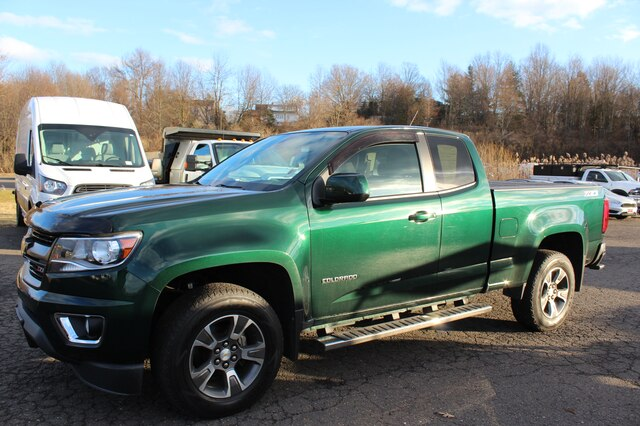 2015 Colorado Extended Cab 4x4, Pickup #G6437A - photo 15