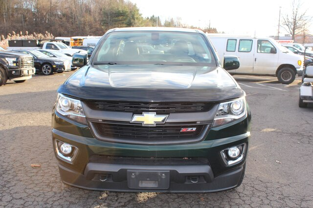 2015 Colorado Extended Cab 4x4, Pickup #G6437A - photo 4