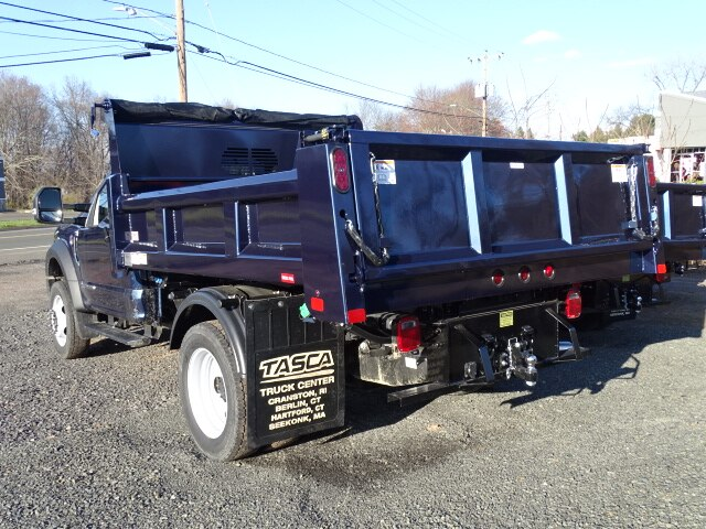 2019 F-550 Regular Cab DRW 4x4, Rugby Dump Body #G6444 - photo 1