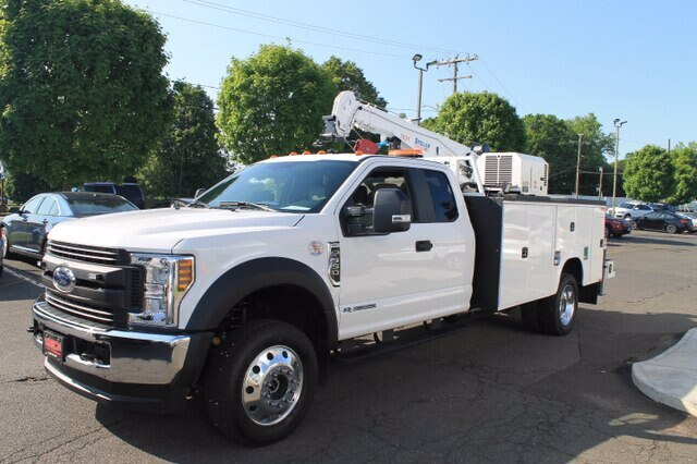 2019 F-550 Super Cab DRW 4x4, Knapheide Mechanics Body #G6474 - photo 1