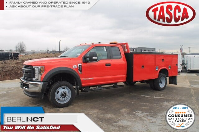 2019 F-550 Super Cab DRW 4x4, Knapheide Mechanics Body #G6479 - photo 1