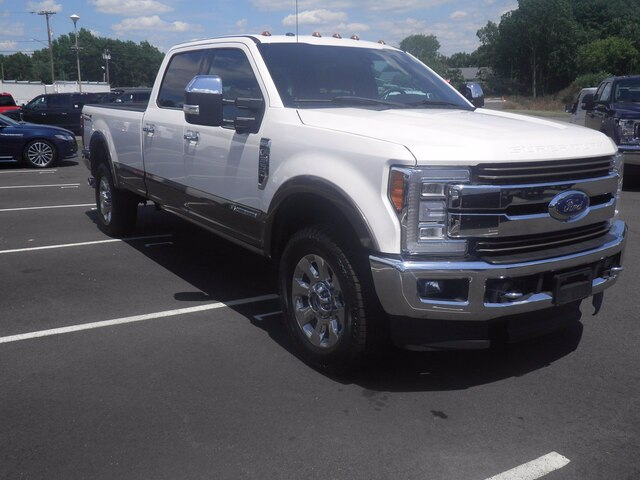 2017 Ford F-350 Crew Cab 4x4, Pickup #G6546A - photo 1