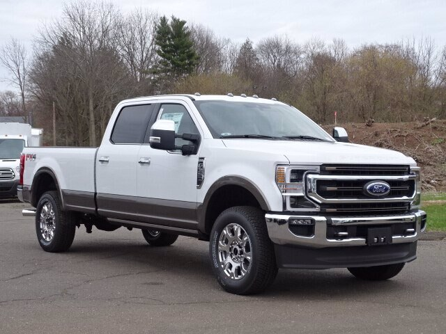 2020 Ford F-350 Crew Cab 4x4, Pickup #G6558 - photo 1