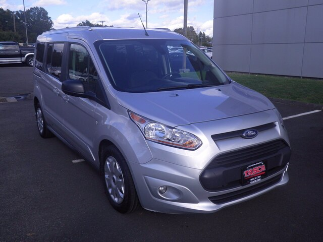2018 Ford Transit Connect FWD, Passenger Wagon #G6680A - photo 3