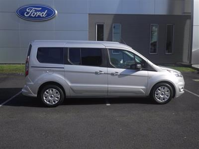 2018 Ford Transit Connect FWD, Passenger Wagon #G6680A - photo 8