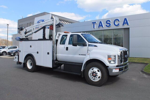 2021 Ford F-750 Super Cab DRW 4x2, Knapheide Service Body #G6763 - photo 1