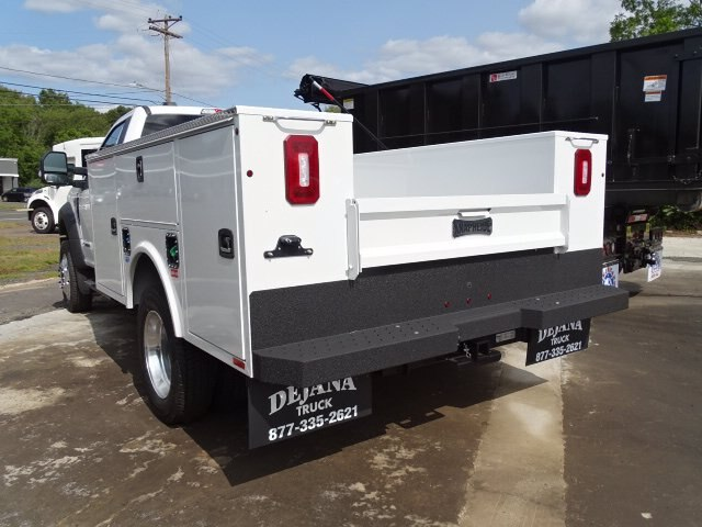 2020 Ford F-450 Regular Cab DRW 4x4, Knapheide Service Body #G6775 - photo 2