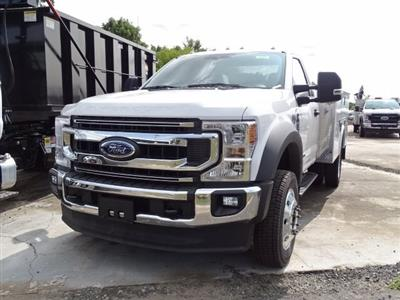 2020 Ford F-450 Regular Cab DRW 4x4, Knapheide Service Body #G6775 - photo 3