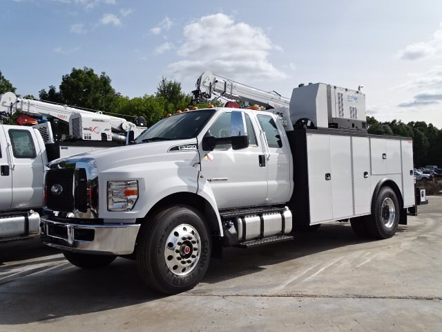 2021 Ford F-750 Super Cab DRW 4x2, Knapheide Mechanics Body #G6812 - photo 1