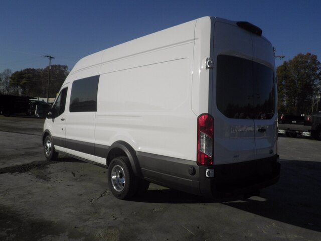 2020 Ford Transit 350 HD High Roof DRW AWD, Crew Van #G6832 - photo 6