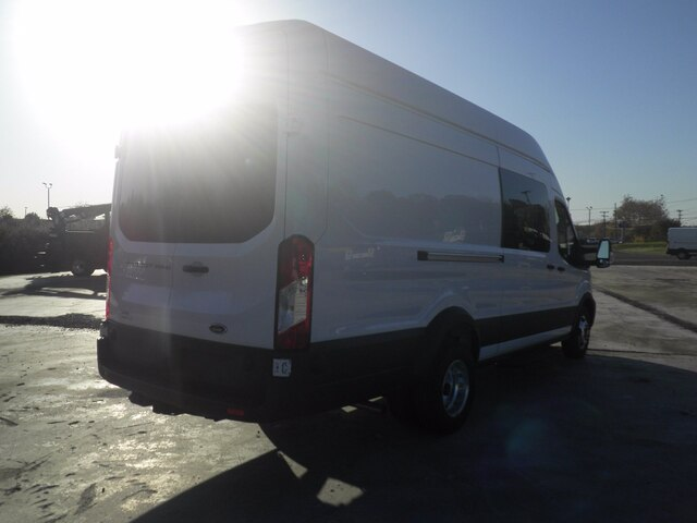 2020 Ford Transit 350 HD High Roof DRW AWD, Crew Van #G6832 - photo 8