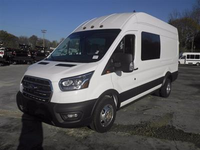 2020 Ford Transit 350 HD High Roof DRW AWD, Crew Van #G6832 - photo 4