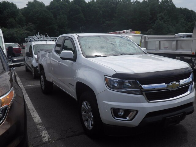 2017 Chevrolet Colorado Double Cab 4x4, Pickup #G6834A - photo 3