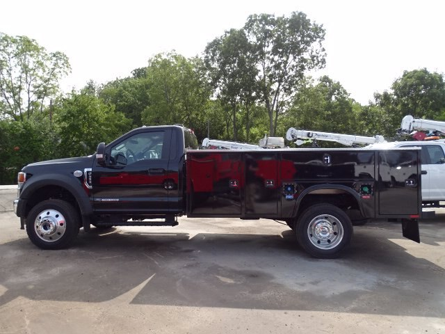 2020 Ford F-450 Regular Cab DRW 4x4, Knapheide Aluminum Service Body #G6836 - photo 3