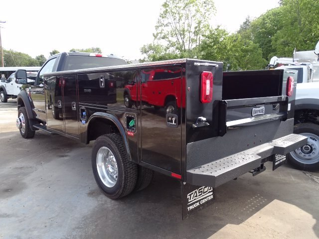 2020 Ford F-450 Regular Cab DRW 4x4, Knapheide Aluminum Service Body #G6836 - photo 2