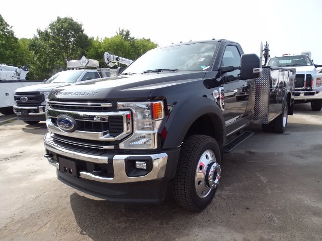 2020 Ford F-450 Regular Cab DRW 4x4, Knapheide Service Body #G6841 - photo 1