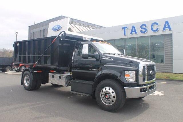 2021 Ford F-750 Regular Cab DRW 4x2, Beam Truck and Body, Inc Landscape Dump #G6941 - photo 1
