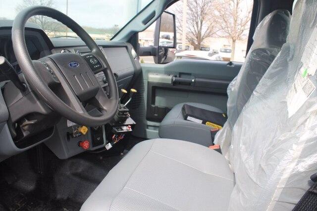 2021 Ford F-750 Regular Cab DRW 4x2, Beam Truck and Body, Inc Landscape Dump #G6941 - photo 12