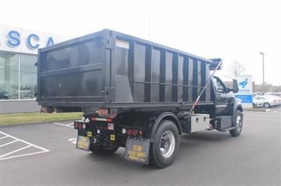 2021 Ford F-750 Regular Cab DRW 4x2, Beam Truck and Body, Inc Landscape Dump #G6941 - photo 2