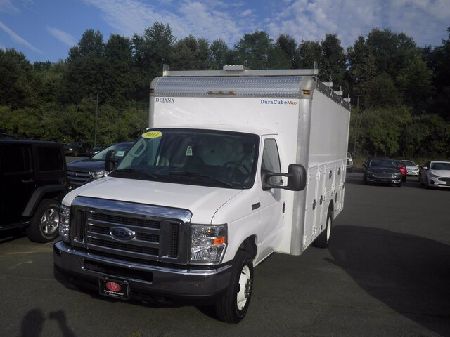 2017 Ford E-450 RWD, Service Utility Van #G6946A - photo 14